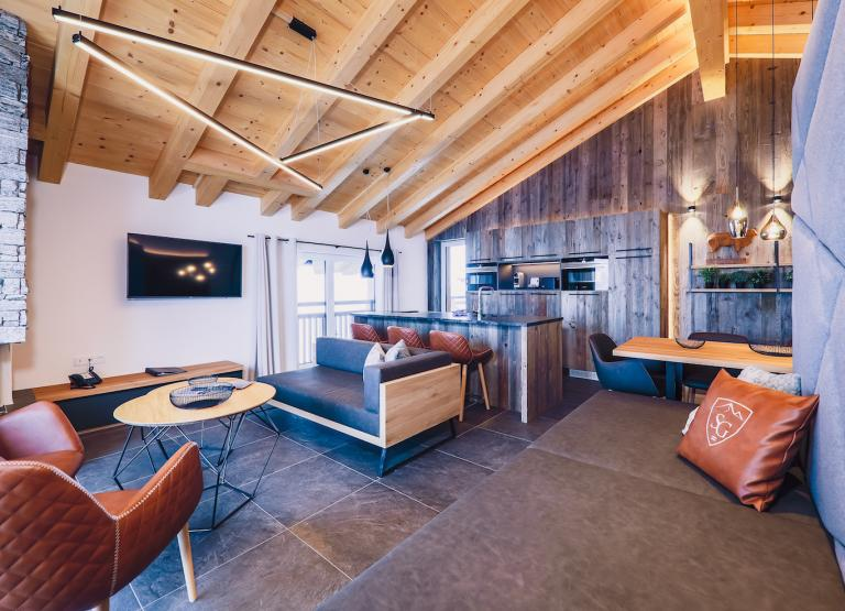 Leogang Penthouse
