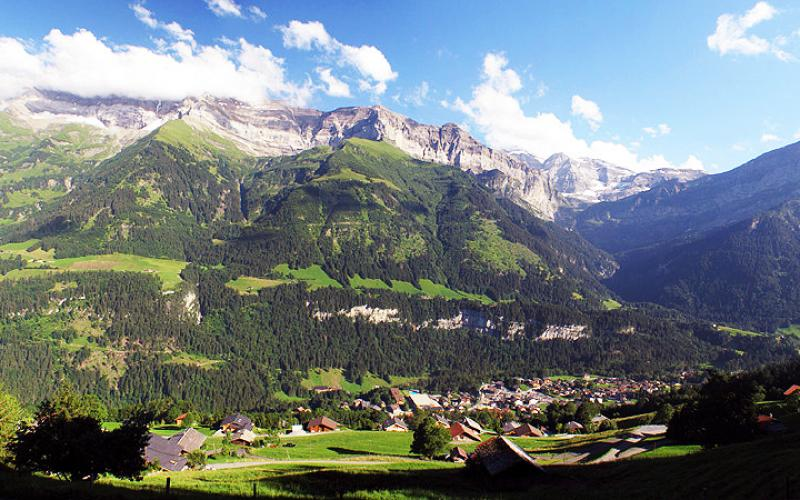 Champery – The Idyllic Swiss Village