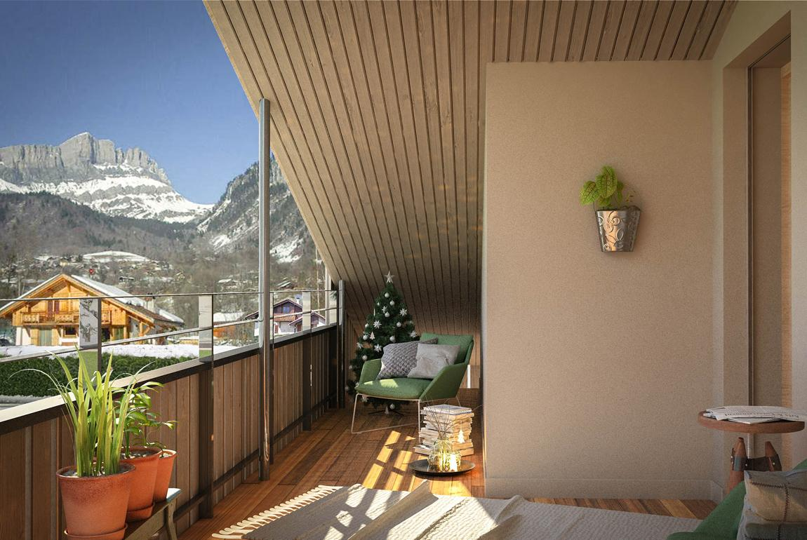 Chamonix - Servoz Apartments for sale