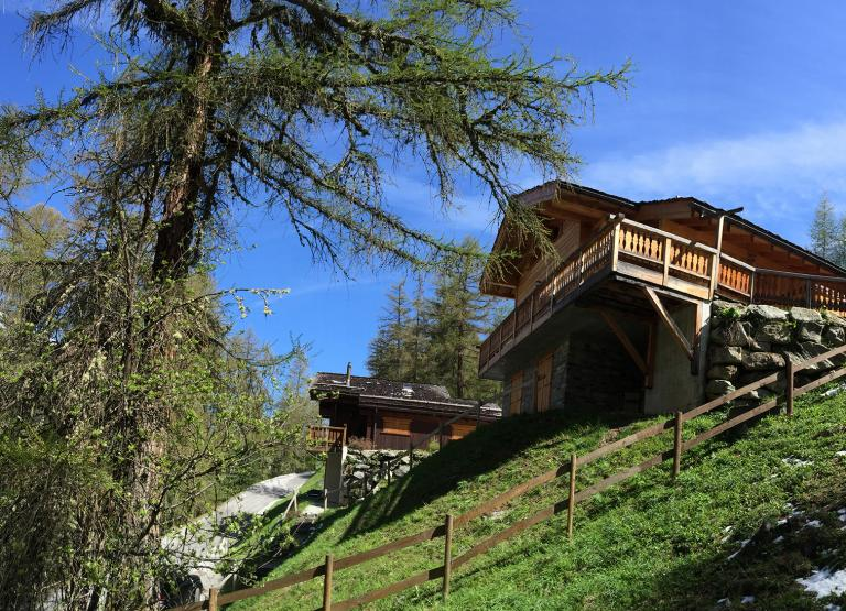 Chalet Wald