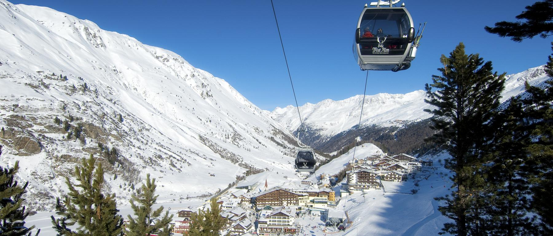 Winter in Obergurgl