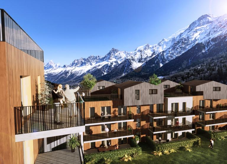 Les Houches Appartement
